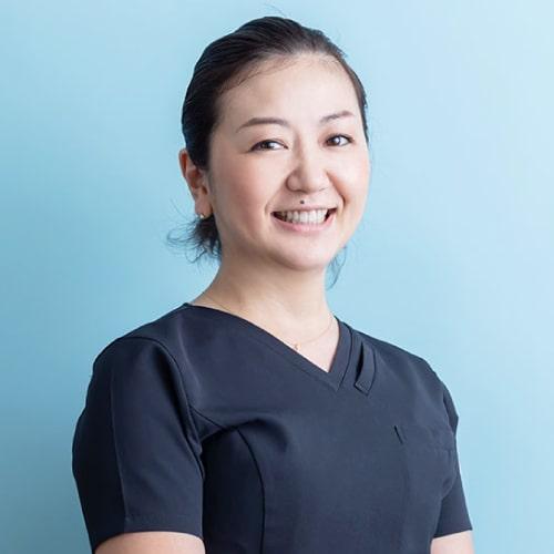マネジャー・歯科衛生士・トリートメントコーディネーター・アロマセラピスト・ナリスビューティエステティシャン 大沼 純子