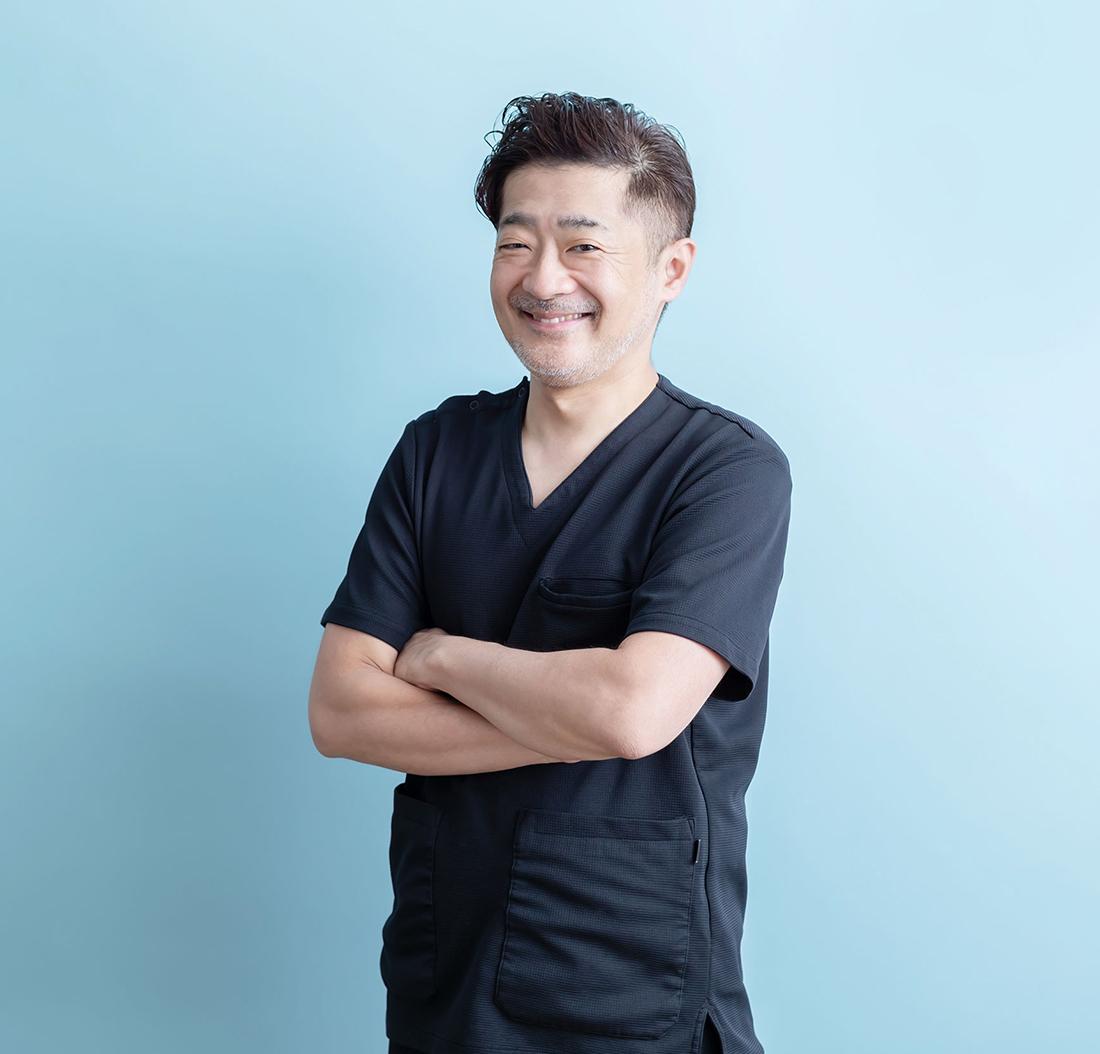 とし歯科クリニック 院長 三浦 利之(としゆき)