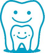 虫歯になりやすい乳歯こそ、歯医者さんでケア。