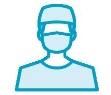 日本矯正歯科学会認定医が担当します